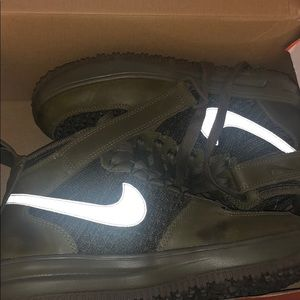 Nike Air Forces. Size 6.5